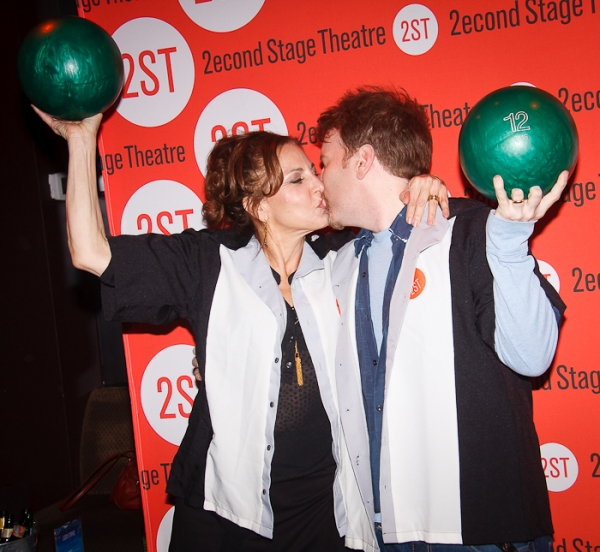 Photo Coverage: Alec Baldwin, Bobby Cannavale & More Come out for Second Stage Bowling Benefit!