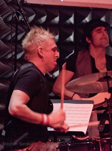 Spinder-Man Turn Off the Dark  drummer John Clancy