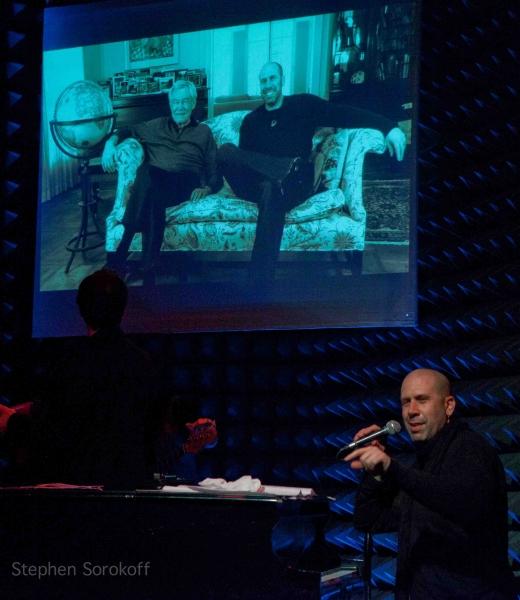 Photo Coverage: Morgan James, Adam Kantor Sing Jeremy Schonfeld at Joe's Pub