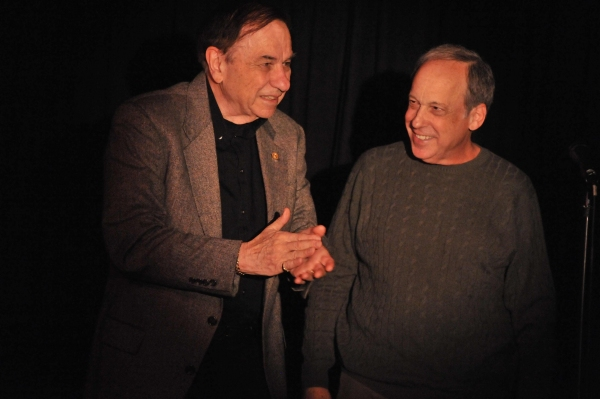 Richard B. Sherman and Bruce Kimmel