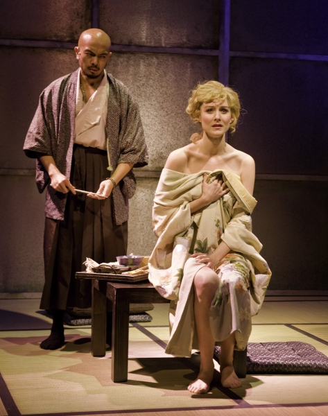 Photo Flash: First Look at TOKIO CONFIDENTIAL