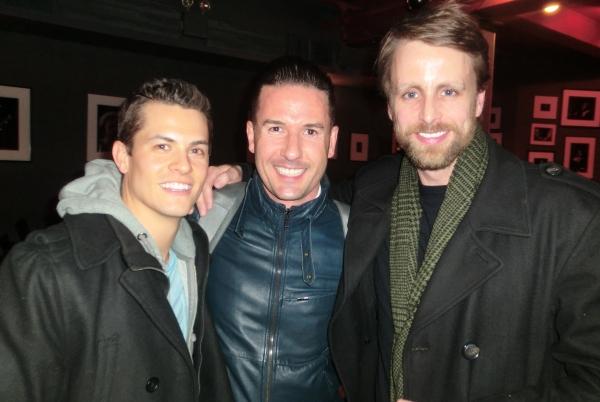 Chris Darling, Michael Griffiths, Benjamin McHugh
