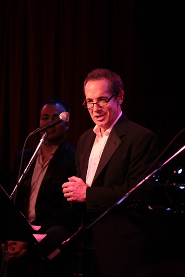 Photo Flash: Jason Graae, Alison Fraser, et al. at AMAZING SEX and CAST PARTY