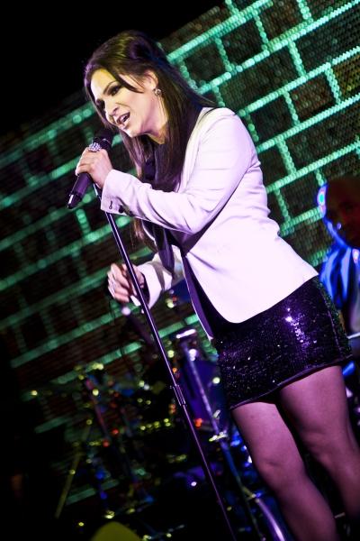 Shoshana Bean at Shoshana Bean Brings Solo Concert to XL Nightclub