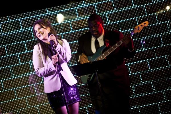 Photo Coverage: Shoshana Bean Brings Solo Concert to XL Nightclub
