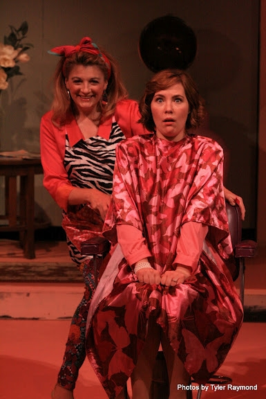 Photo Flash: Whidbey Center for the Arts Presents STEEL MAGNOLIAS