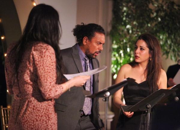 Sona Tatoyan, Felix Solis & Audrey Esparza Photo