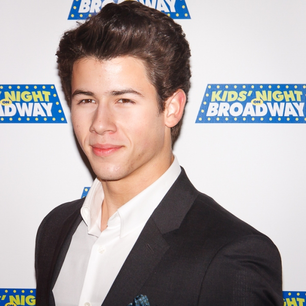 Photo Coverage: Nick Jonas Hosts KIDS NIGHT ON BROADWAY Fan Party