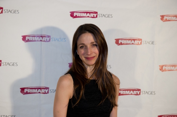 Marin Hinkle at RX Opens at Primary Stages