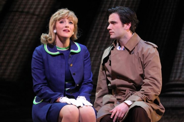 Photo Flash: First Look at Encores' MERRILY WE ROLL ALONG- Production Shots!