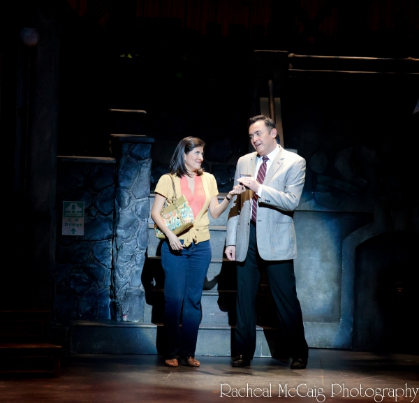 Celina Clarich Polanco and Benjamin Perez at IN THE HEIGHTS Opens in Toronto!