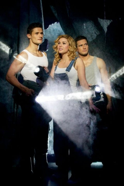 Mark Evans, Siobhan Dillon & Andrew Langtree