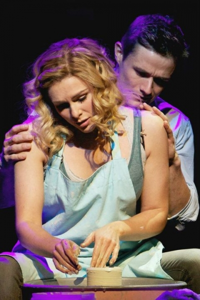 Photo Coverage: Check Out the New Leads of GHOST in the West End!