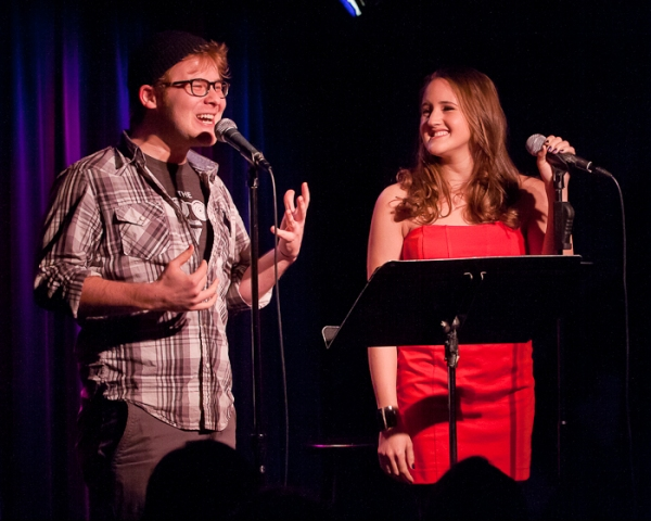 Photo Coverage: Jeremy Jordan, Ashley Spencer, et al. in SONGS YOU SHOULD KNOW at the Laurie Beechman