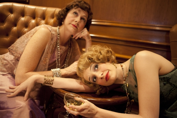 FALLEN ANGELS at Asolo Repertory Theatre Starring Hillary Clemens and Kate Hampton Photo