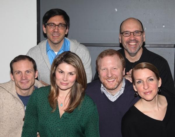 Jeff Bowen, Michael Beresse, Heidi Blickenstaff, Hunter Bell, Larry Pressgrove & Susa Photo