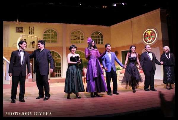 Hans Eckstein, Jamie Wilson, Cris Villonco, James Stacey, Topper Fabregas, Gianina Ocampo, Oliver Usison, Juno Henares