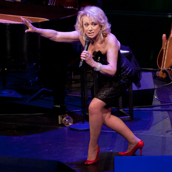 Rose Uniacke Transforms Screenwriter Peter Morgan S: Photo Coverage: Elaine Paige Performs For Lincoln Center's