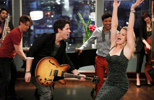 Photos: First Look - Nick Jonas Guest Stars on NBC's SMASH, 2/27