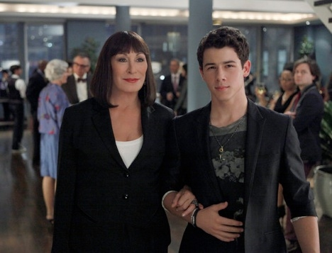 Photo Flash: First Look - Nick Jonas Guest Stars on NBC's SMASH, 2/27
