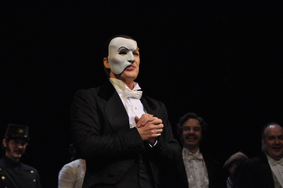 Photo Coverage: THE PHANTOM OF THE OPERA Celebrates 10,000 Performances!