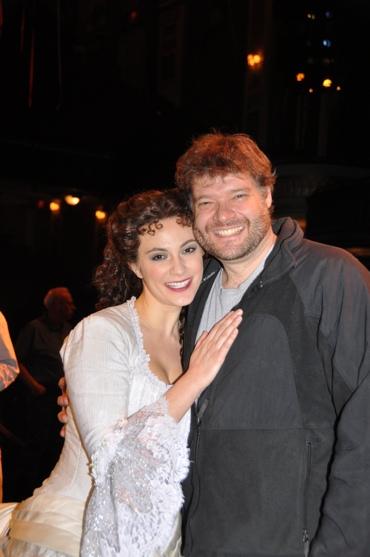 Trista Moldovan and Stephen Tewksbury Photo