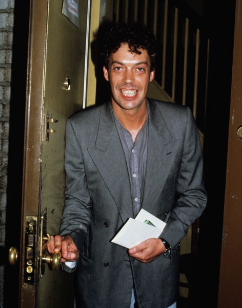 Photo Blast From the Past: Tim Curry