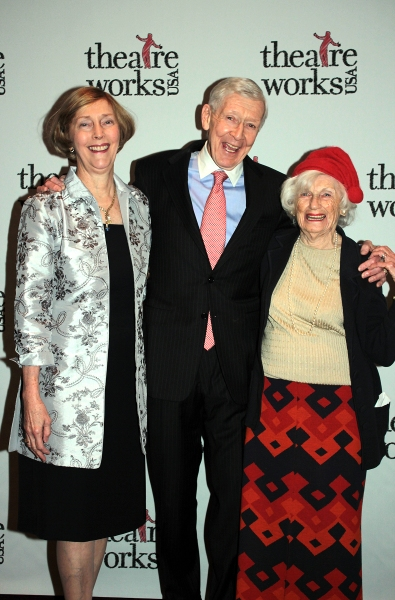 Judy Prince, Charles Hull, Sonia Drossner