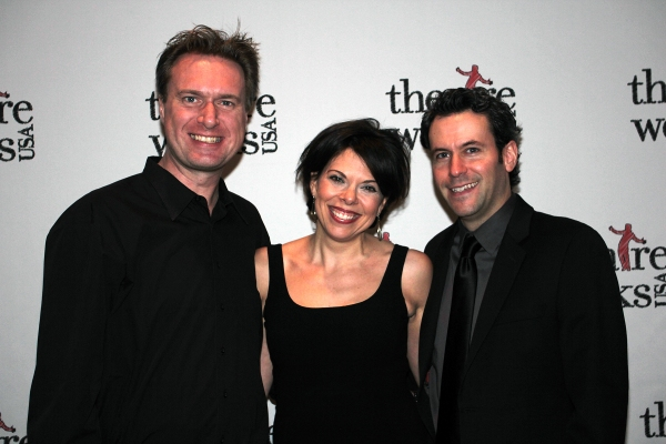Matt Castle, Jill Abramowitz, Brad Alexander