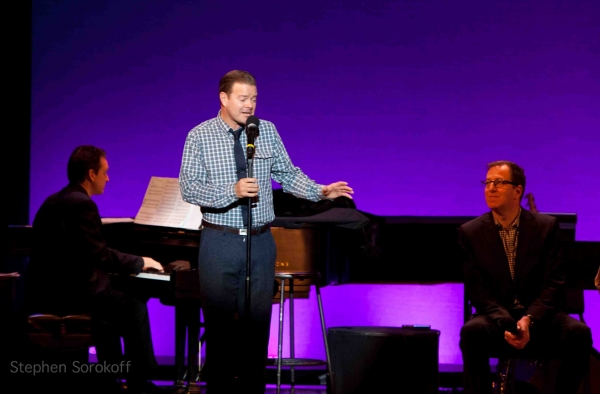 Jeffrey Klitz music director Clark Thorell, Ted Sperling Photo