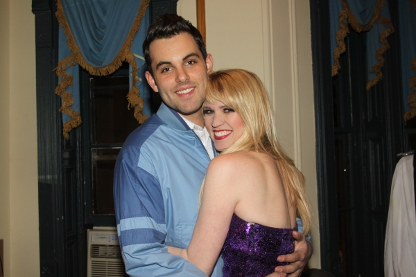 Photo Coverage: Seth Rudetsky, Lauren Kennedy, Zak Resnick & More in DISASTER! DISASTER!