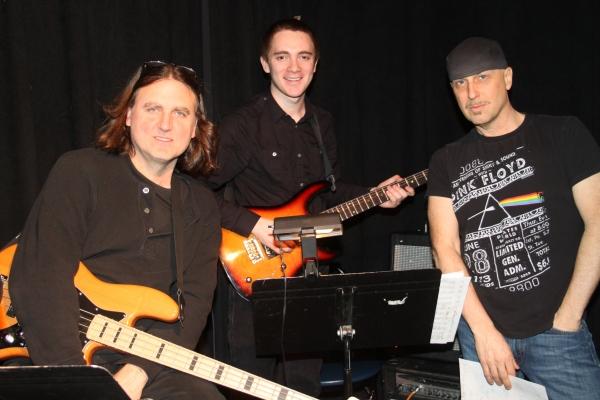 Jim Donica, Matt Brown and Steve Marzullo