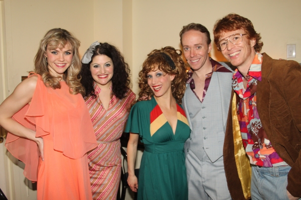 Jennifer Knox, Sherz Aletaha, Spring Groove, Kevin Loreque and Paul Photo
