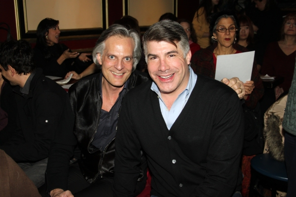 Tom Cianfichi and Bryan Batt