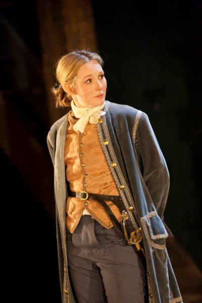 Photo Flash: First Look at Donmar Warehouse's RECRUITING OFFICER