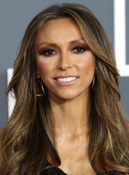 Giuliana Rancic at Red Carpet Fashions from the 2012 Grammys!
