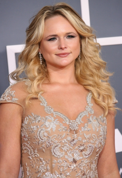 Miranda Lambert at Red Carpet Fashions from the 2012 Grammys!