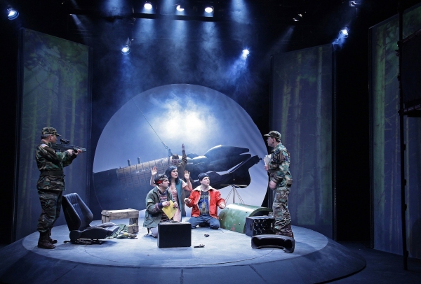 Photo Flash: Tricycle's THE BOMB- A Partial History