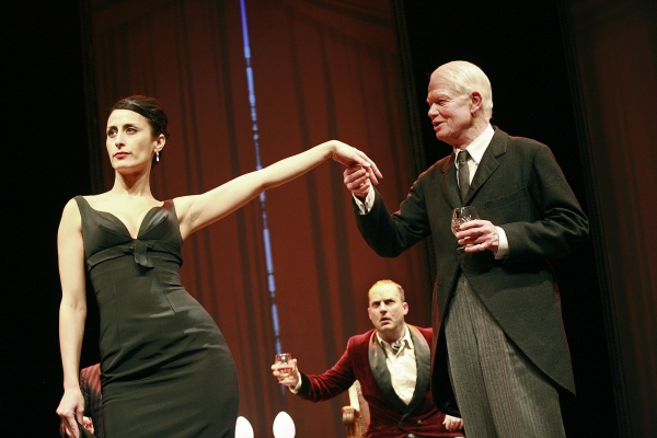 Shereen Martin and  Michael Cochrane in Seven Joys