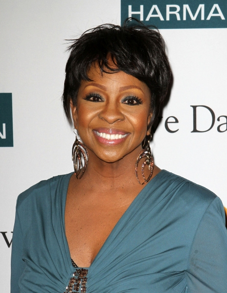 Gladys Knight at Inside Clive Davis' 2012 Pre-Grammy Gala!