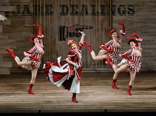 Ericka Mac and Dancers Photo