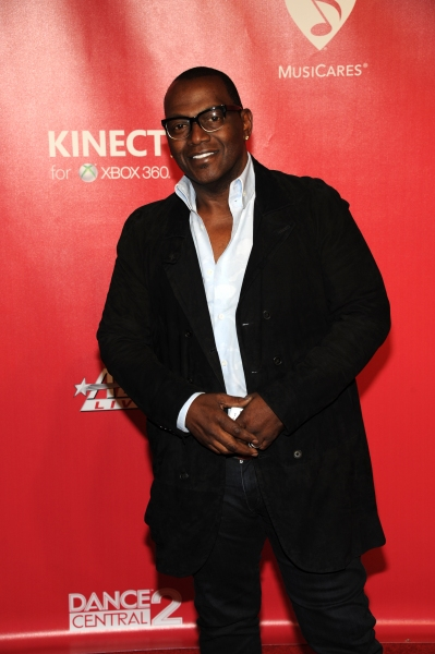 Randy Jackson arrives at the 2012 MusiCares Person Of The Year Gala Honoring Paul McCartney at the Los Angeles Convention Center in Los Angeles, California. February 10, 2012. © Jay Valena / Retna Ltd.