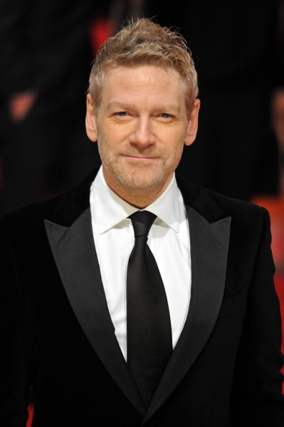 Kenneth Branagh at Inside the 2012 BAFTA Film Awards