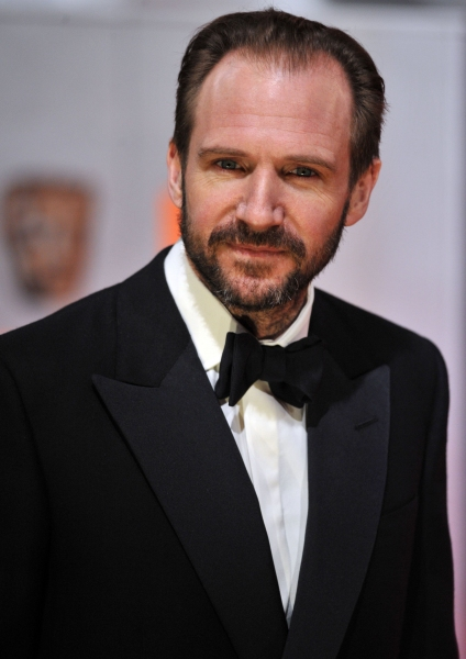Ralph Fiennes at Inside the 2012 BAFTA Film Awards