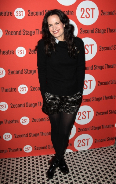 Elizabeth Reaser at HOW I LEARNED TO DRIVE Celebrates Opening Night at Second Stage!