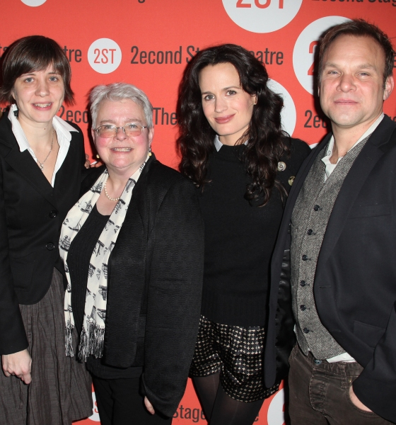 Photo Coverage: HOW I LEARNED TO DRIVE Celebrates Opening Night at Second Stage!