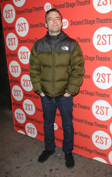 Justin Kirk  at HOW I LEARNED TO DRIVE Starry Theatre Arrivals!