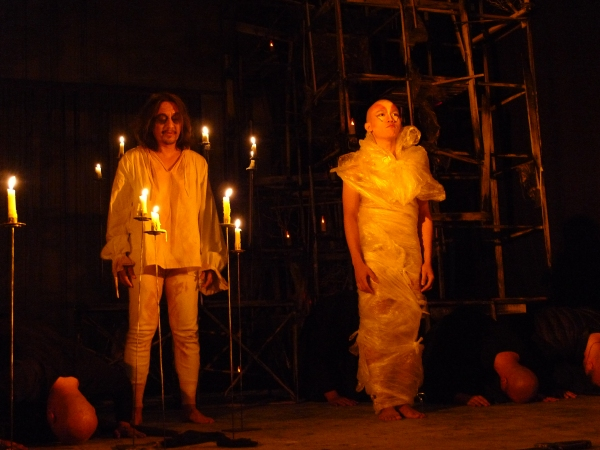 Photo Flash: PETA's Filipino Adaptation of Shakespeare's KING LEAR