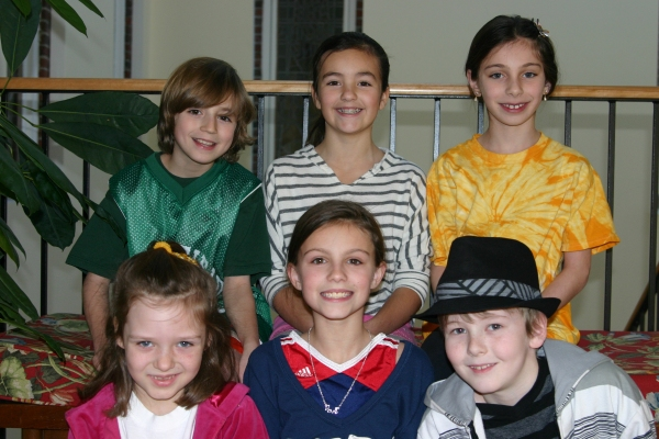 Photos: Un-Common Theatre Co's Young Performers' Group's Aladdin Jr.