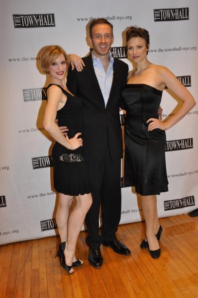 Vanessa Sonon, Ben Davis and Sara Brians